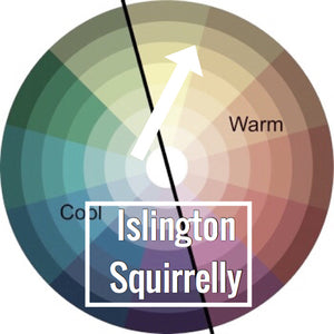 ISLINGTON fingering – Squirrelly