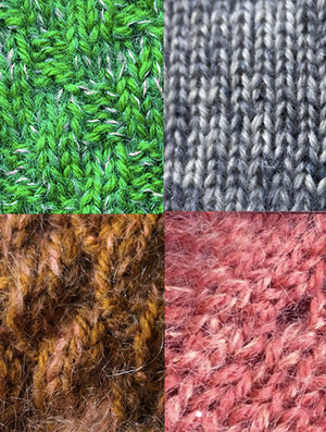 Naima Hat Kits - mohair version