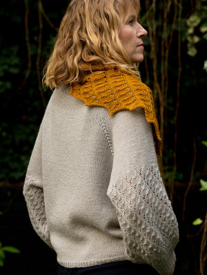 Amber Wheat Sweater Kits