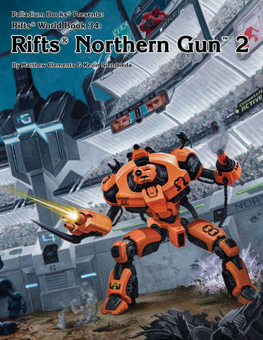 RIFTS: Northern Gun Two