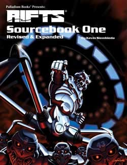 RIFTS: Sourcebook One