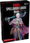 Spellbook Cards: Bard (D&D 5E)