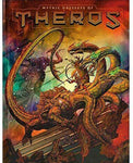 Dungeons & Dragons: Mythic Odysseys of Theros Alternate Cover