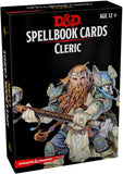 Spellbook Cards: Cleric (D&D 5E)