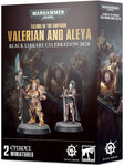 Warhammer 40k: Talons of the Emperor, Valerian and Aleya