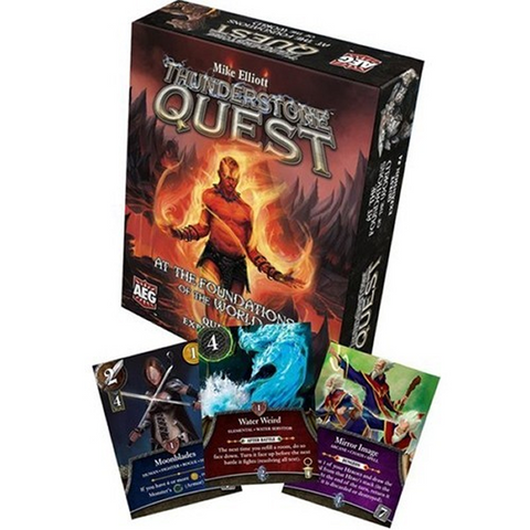 Thunderstone Quest: Foundations of the World