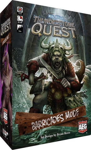 Pre Order Thunderstone Quest: Barricades Mode