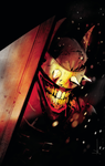 Batman Who Laughs Hard Cover