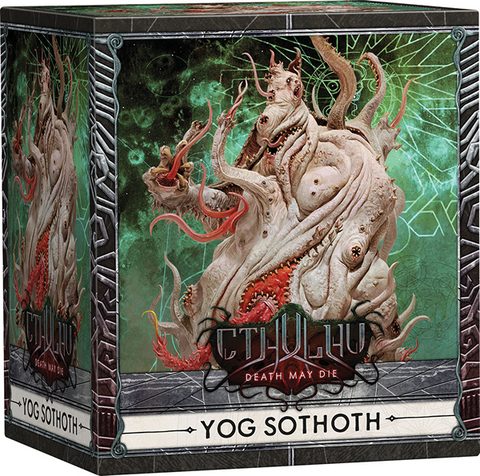 Cthulhu: Death May Die: Yog-Sothoth Expansion