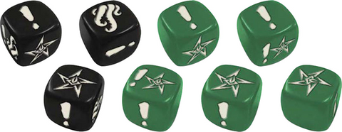 Cthulhu: Death May Die: Extra Dice Pack