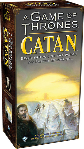 A Game of Thrones Catan: 5-6 Player Extension