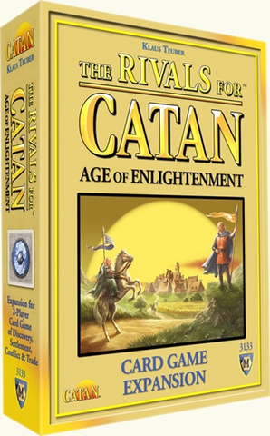 Catan: Rivals for Catan: Age of Enlightenment Expansion