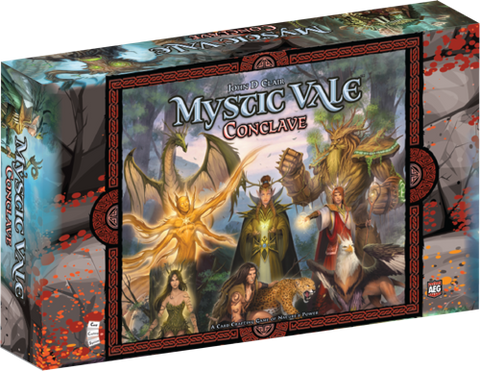 Mystic Vale: Conclave Storage Box Expansion
