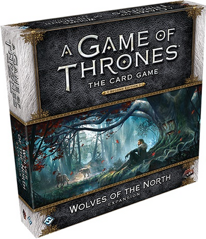 A Game of Thrones LCG: Wolves of the North Deluxe Expansion