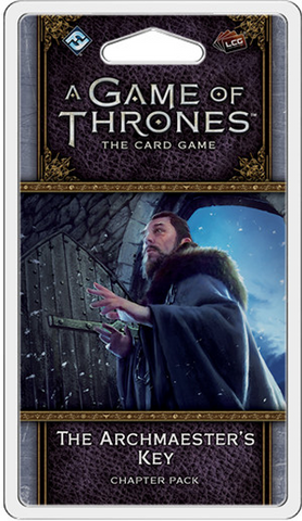 A Game of Thrones LCG: The Archmaester's Key Chapter Pack