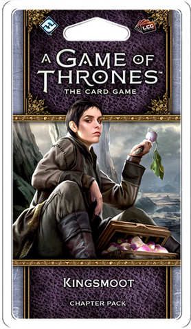 A Game of Thrones LCG: Kingsmoot Chapter Pack