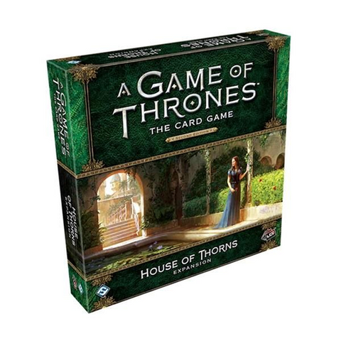 A Game of Thrones LCG: House of Thorns Expansion