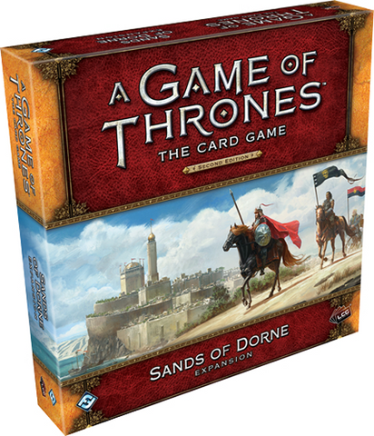 A Game of Thrones LCG: Sands of Dorne Expansion
