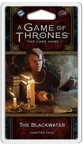 A Game of Thrones LCG (2nd Edition): The Blackwater Chapter Pack