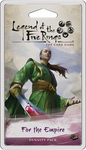 Pre Order Legend of the Five Rings: For the Empire Dynasty Pack