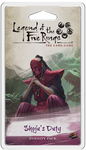 Pre Order Legend of the Five Rings: Shoju's Duty Dynasty Pack