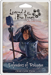 Legend of the Five Rings: Defenders of Rokugan Crab Clan Pack