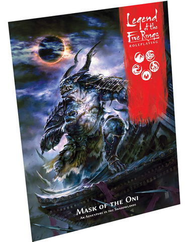 The Legend of the Five Rings RPG: Mask of the Oni