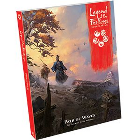 The Legend of the Five Rings RPG: Path of Waves