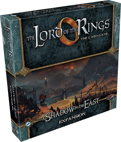 The Lord of the Rings LCG: A Shadow in the East Deluxe Expansion
