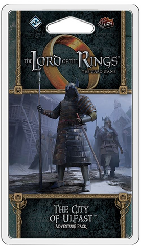 Pre Order The Lord of the Rings LCG: The City of Ulfast Adventure Pack