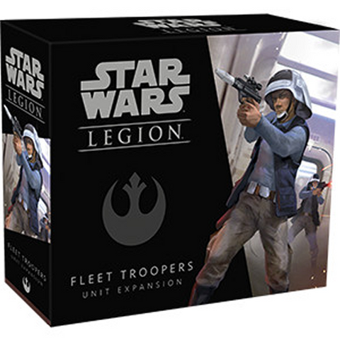 Star Wars: Legion Fleet Troopers Unit Expansion