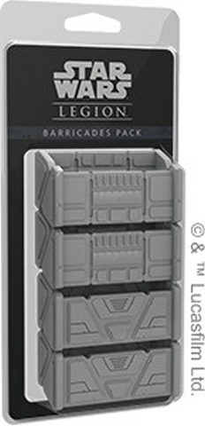 Star Wars: Legion Barricades Pack Expansion