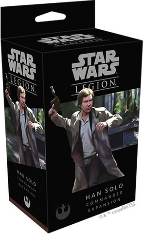 Star Wars: Legion Han Solo Commander Expansion