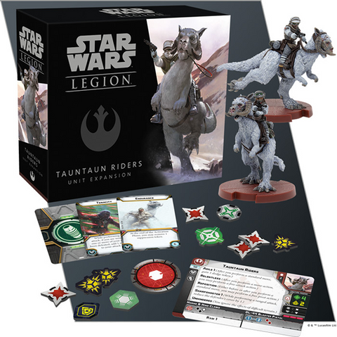 Pre Order Star Wars: Legion Tauntaun Riders Unit Expansion