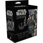 Pre Order Star Wars: Legion - Cassian Andor & K-2SO Commander Expansion