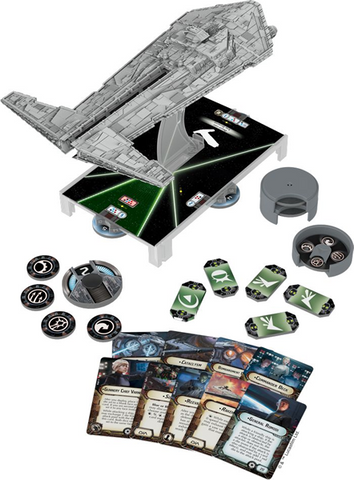 Pre Order Star Wars Armada: Onager-class Star Destroyer Expansion Pack