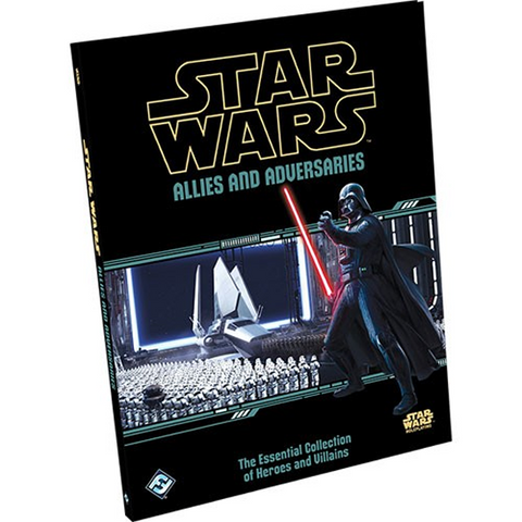 Star Wars RPG: Allies & Adversaries