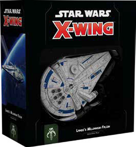 X-Wing Second Edition: Lando's Millennium Falcon Expansion Pack