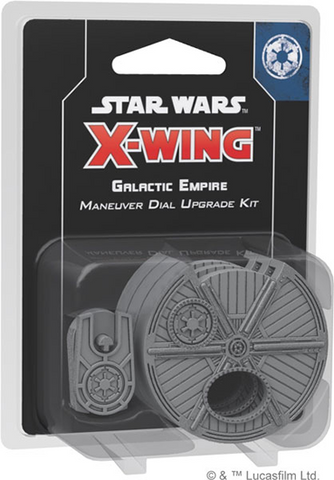 X-Wing Second Edition: Galactic Empire Maneuver Dial Upgrade Kit