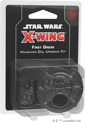 X-Wing Second Edition: First Order Maneuver Dial Upgrade Kit