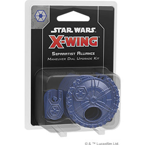 X-Wing Second Edition: Separatist Alliance Maneuver Dial Upgrade Kit