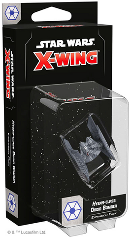 X-Wing Second Edition: Hyena-class Droid Bomber Expansion Pack
