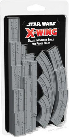 X-Wing Second Edition: Deluxe Movement Tools and Range Ruler
