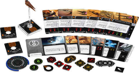 X-Wing Second Edition: Nantex-class Starfighter Expansion Pack