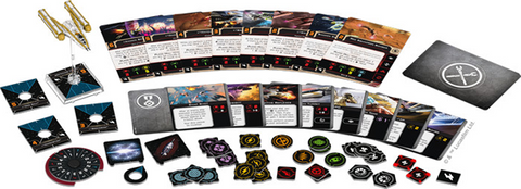 X-Wing Second Edition: BTL-B Y-Wing Expansion Pack