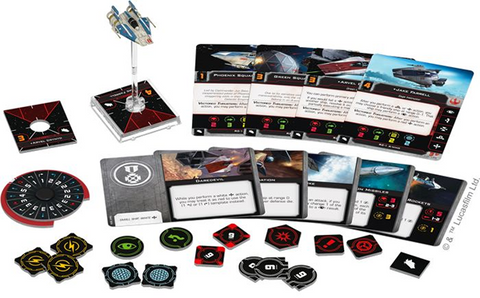 X-Wing Second Edition: RZ-1 A-Wing Expansion Pack