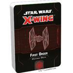 Pre Order X-Wing Second Edition: First Order Damage Deck