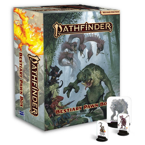 Pathfinder Pawns: Bestiary Pawn Box (2nd Edition)