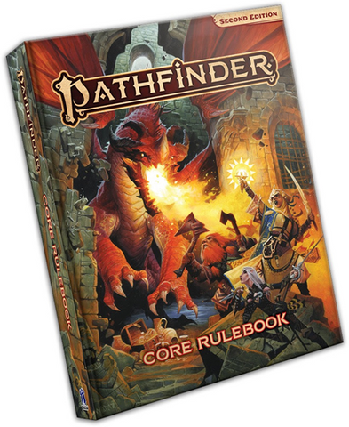 Pathfinder 2nd Edition: Core Rulebook