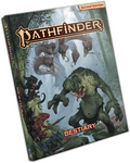 Pre Order Pathfinder 2nd Edition: Bestiary
